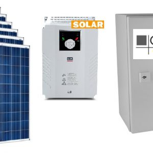 Kit Bombeo Solar 1CV