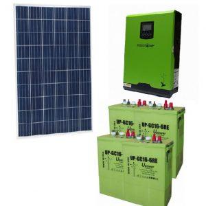 Kit Solar 2 | OFITECA
